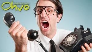 Telephone Branding