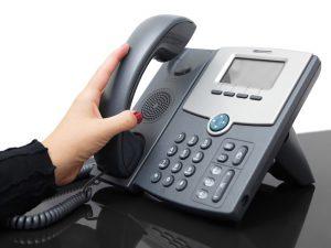caller hang ups